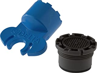 Delta Faucet RP54977 DELTA AERATOR/WRENCH PLASTIC, Chrome (Assorted color)