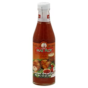 Amazon Com Mae Ploy Sweet Chili Sauce 10 Fl Oz Chile Sauces Grocery Gourmet Food