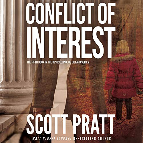 Conflict of Interest audiobook cover art