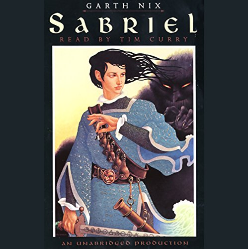 Sabriel  By  cover art