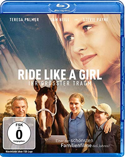 Ride Like a Girl [Blu-Ray] [Import]