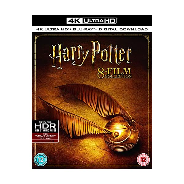 harry potter complete 8 film collection free download
