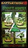 IRON WIND METALS Bounty Hunter Companion Mechs (4) Classic BattleMech Miniature