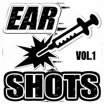 Ear Shots, Vol.1 - 100 Bite Sized Sound Effects