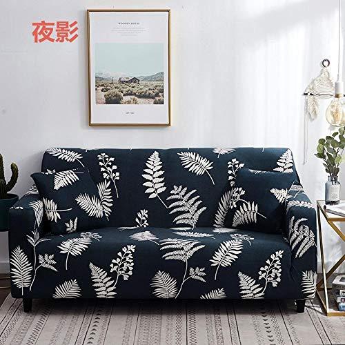 Allenger Forro de Sofá Doméstico,Living Room Sofa Cover, Elastic Sofa Cover, Chair Protection Cover-Color 23_90-140cm