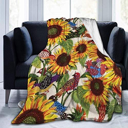 Wobuzhidaoshamingzi deken van Molton flanel, knuffelig zacht en comfortabel