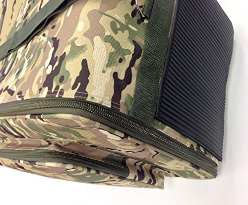 『KC カホンケース 3WAY Cajon Case カモフラージュ CJB-01/CAM』の2枚目の画像