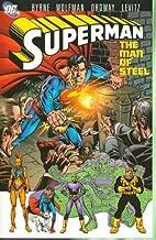 Superman: The Man of Steel VOL 04