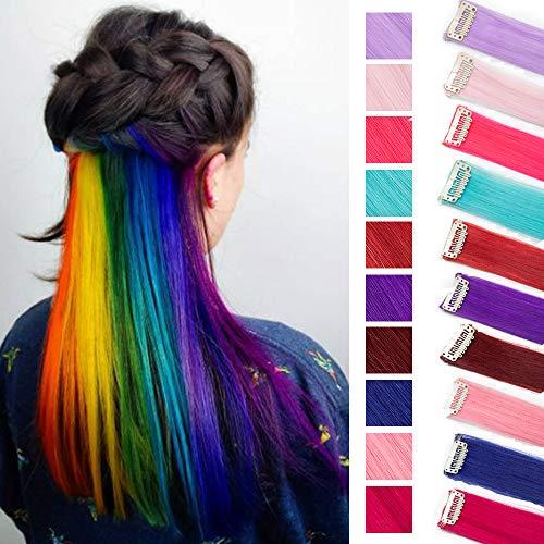 adquirir pelucas tiras colores online
