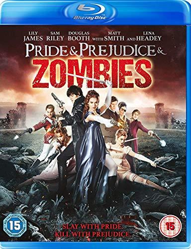 Pride & Prejudice & Zombies [Edizione: Regno Unito] [Reino Unido] [Blu-ray]