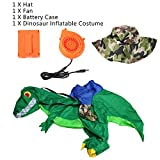 Zoom IMG-1 cestmall costume da dinosauro gonfiabile