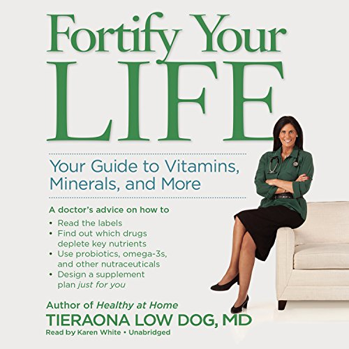 Fortify Your Life audiobook cover art