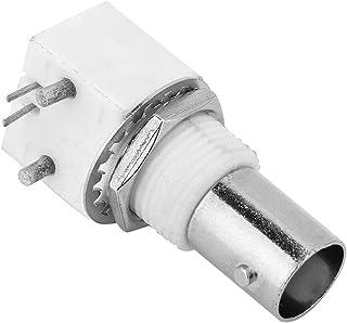 Okuyonic Connecteur BNC de Carte de Transmission de Signal Stable de connecteur de bâti de Carte PCB pour la Transmission ...
