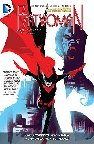 Batwoman Vol. 5: Webs (The New 52) (Batwoman: The New 52!)