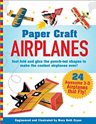 Paper Craft Airplanes