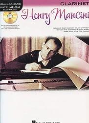 Henry mancini clarinette +cd