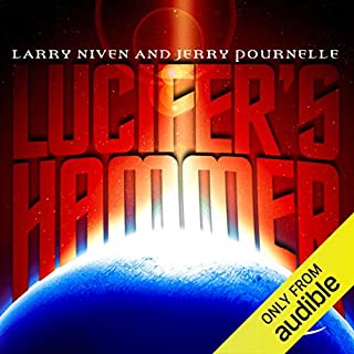 Lucifer's Hammer cover art