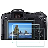 EOS RP Glass Screen Protector for Canon EOS RP Mirrorless Digital Camera, ULBTER 9H Tempered Glass...