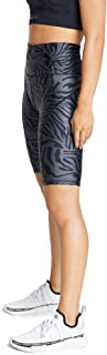 Rockwear Activewear Women's Seam Detail Print Bike Short from Size 4-18 for Bike Shorts Bottoms Leggings + Yoga Pants+ Yog...