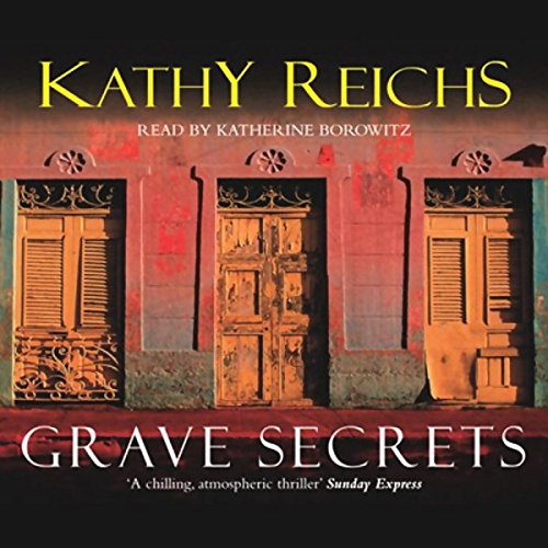 Grave Secrets cover art