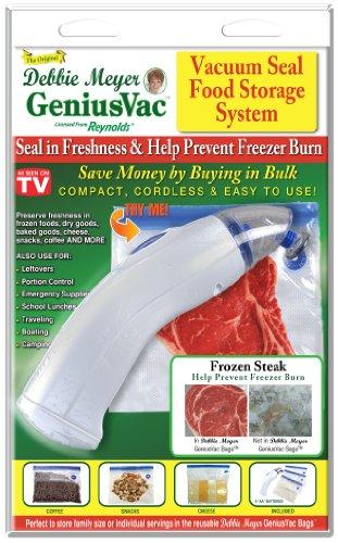 Debbie Meyer GeniusVac Green Bags -  Resource Partners Enterprises LLC, DMGV3QC