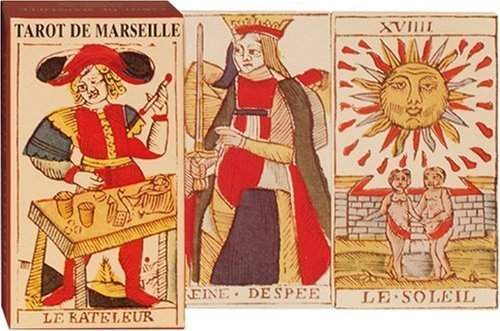 Tarot de Marseille by Piatnik by Piatnik of America