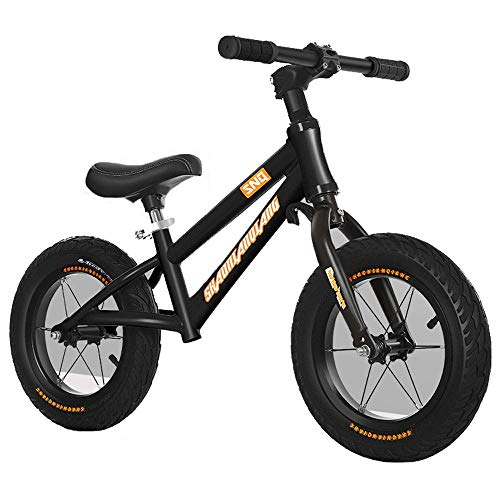JHSHENGSHI Bicicleta de Equilibrio para bebés Bicicleta de 16 Pulgadas, 18 Pulgadas,...