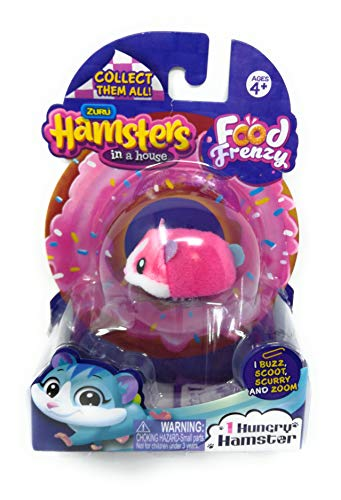 NEW! Zuru Hamsters In a House - CHIP