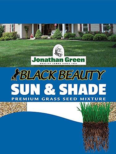 Jonathan Green Sun and Shade Grass Seed, 15-Pound