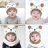 Zoom IMG-2 gifort bambino cappello inverno sciarpa