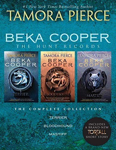 Beka Cooper: The Hunt Records: Terrier; Bloodhound; Mastiff