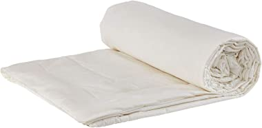 """Sleep and Beyond myComforter Light, Washable Wool Comforter Year-Round Duvet Cover, Size Full/Queen 90x90"""""""