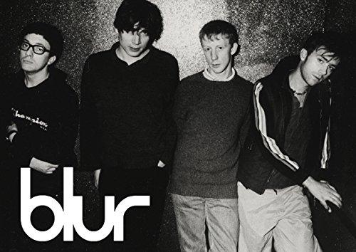 Blur # 5–90's Indi Band–Damon Albarn–Band–Musik Legenden–A3Poster–Kunstdruck–Bild