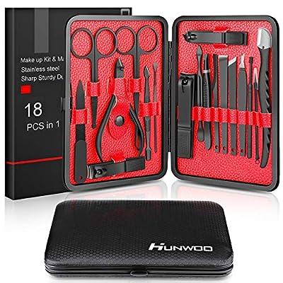 Hunwoo Professional Manicure Set