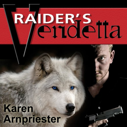 Raider's Vendetta audiobook cover art