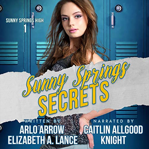 Sunny Springs Secrets (A High School Bully Romance) cover art