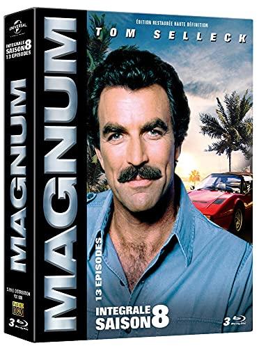 Coffret magnum, saison 8 [Blu-ray] [FR Import]