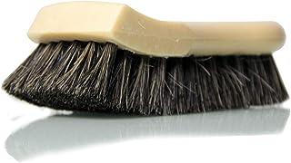 فرشاة التنظيف الجلدية لشعر الحصان الطويل من كيميكال جويز، ACC_S95