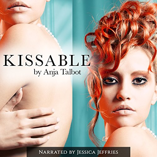 Kissable audiobook cover art
