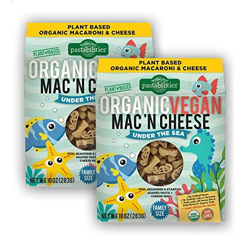 Pastabilities Vegan Organic Kids Under the Sea Fun Pasta Shapes Mac 'n...