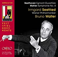 Egmont-Ouverture; Symphony No. by BEETHOVEN / MAHLER (2011-02-22)