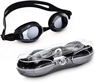 Warmiehomy Swimming Goggles, Swimm Goggles for Kids & Adults