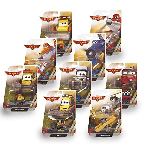 Disney Planes Fire and Rescue Supercharged Dusty Die-cast Vehicle