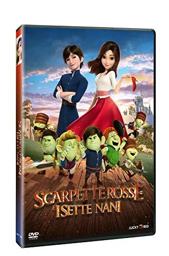 Scarpette Rosse e i Sette Nani (Dvd) ( DVD)