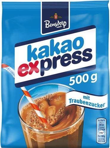 Bensdorp Kakao Express, Nachfüllung - 6x 500 g