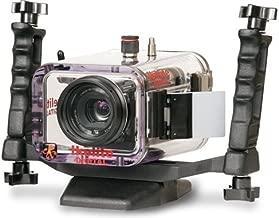 Ikelite 6096 Underwater Video Housing compatible with Canon VIXIA HF S20, HF S21 & HF S200