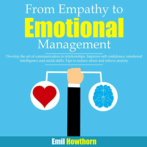 『From Empathy to Emotional Management』のカバーアート