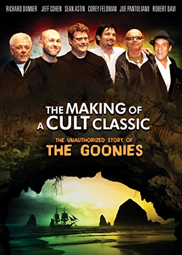 Goonies: Making of a Cult Classic [DVD] [Import]