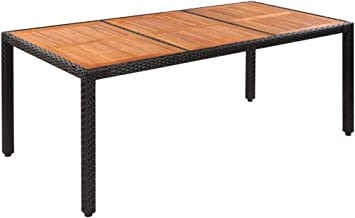 Amazon.fr : table jardin eucalyptus