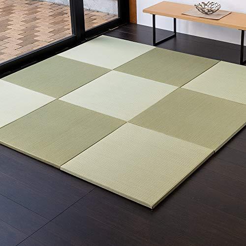 置き畳の人気おすすめランキング15選【床暖房にも対応】
